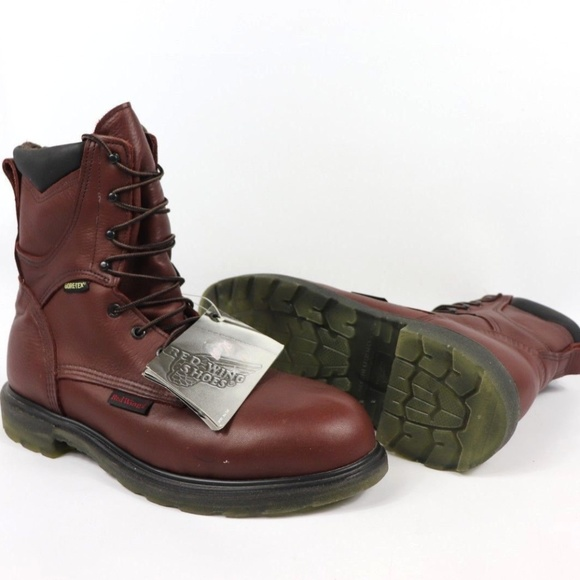 New Red Wing Shoes Supersole 2 Goretex